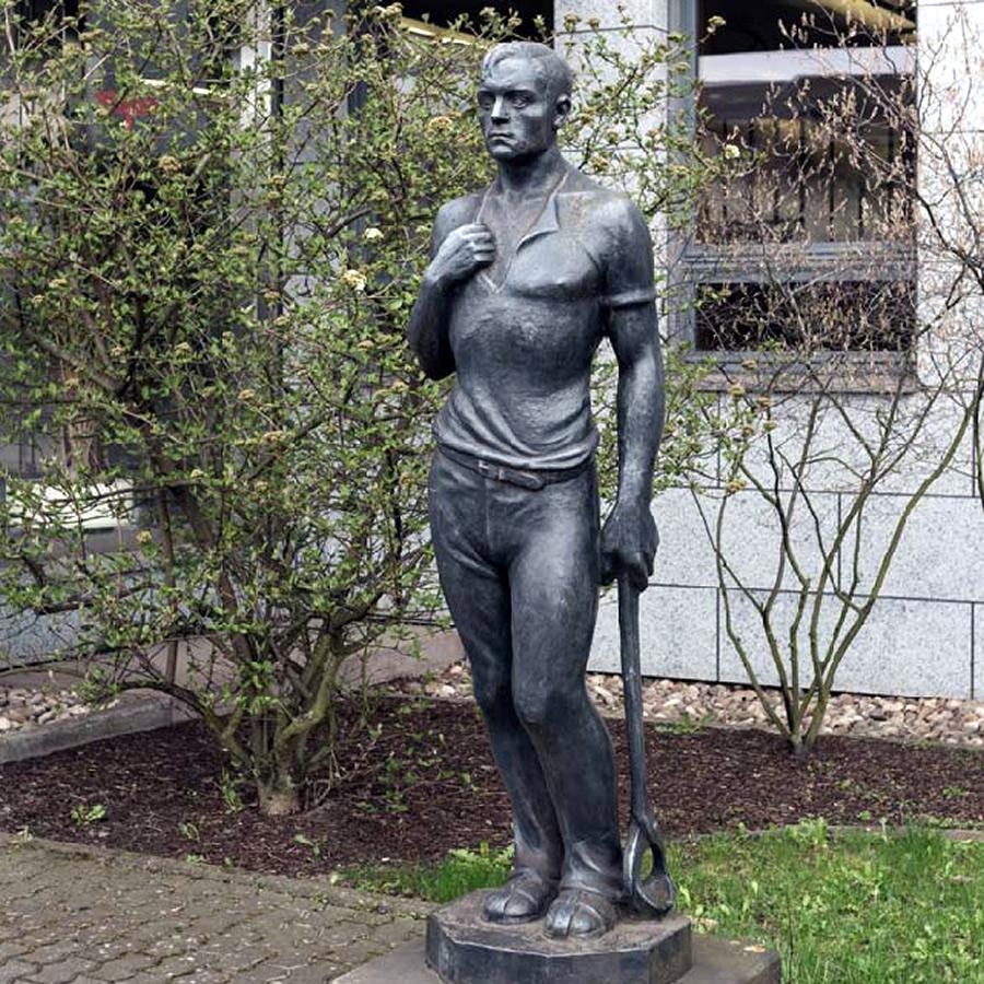 Hans Bogler - Der Eisenmann