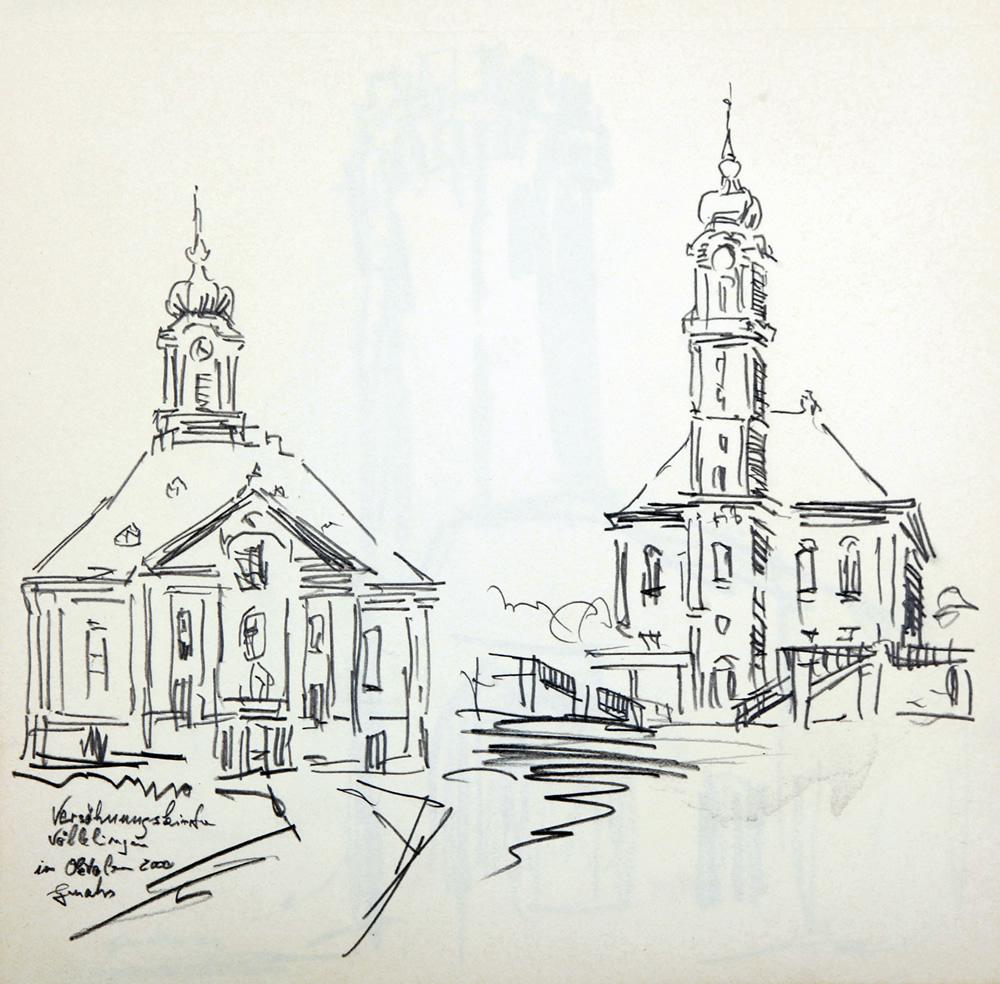 Versöhnungskirche Völklingen 2000