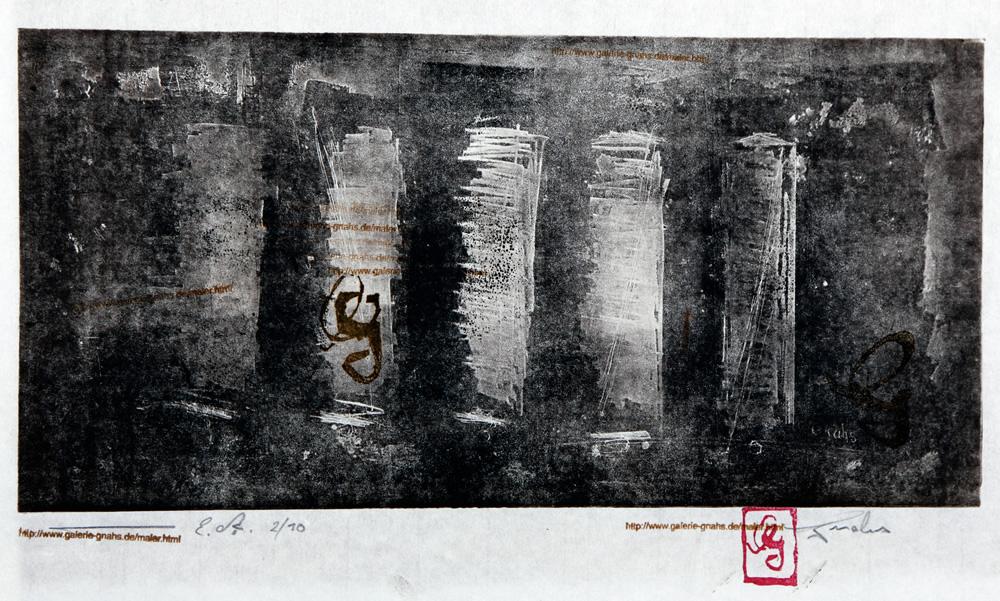Metalldruck 2001, 2. Abzug von 10