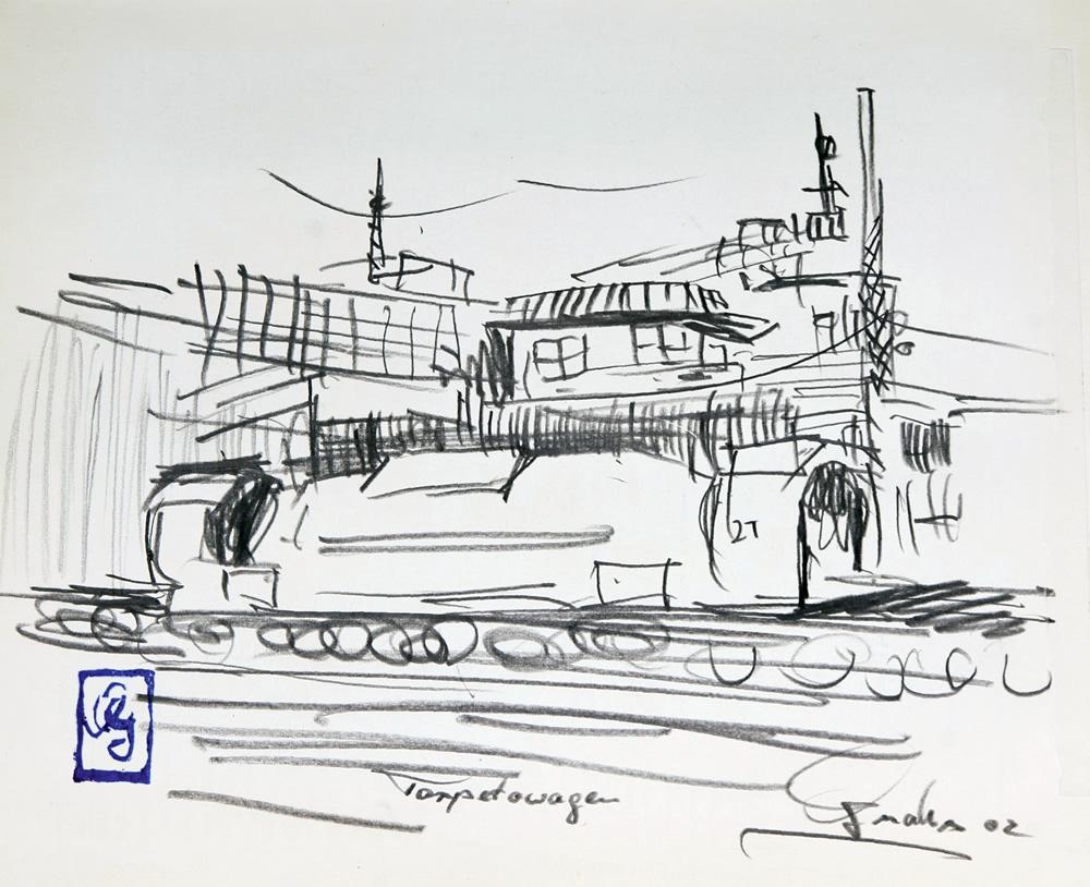 Torpedowagen 2002