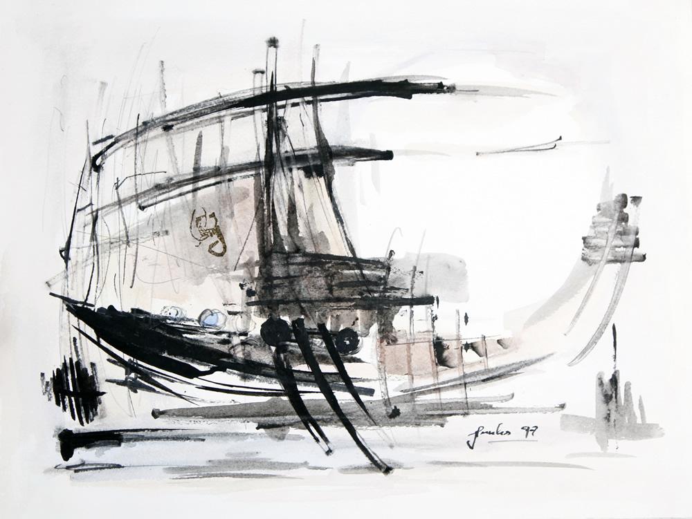 Segelschiff 1999