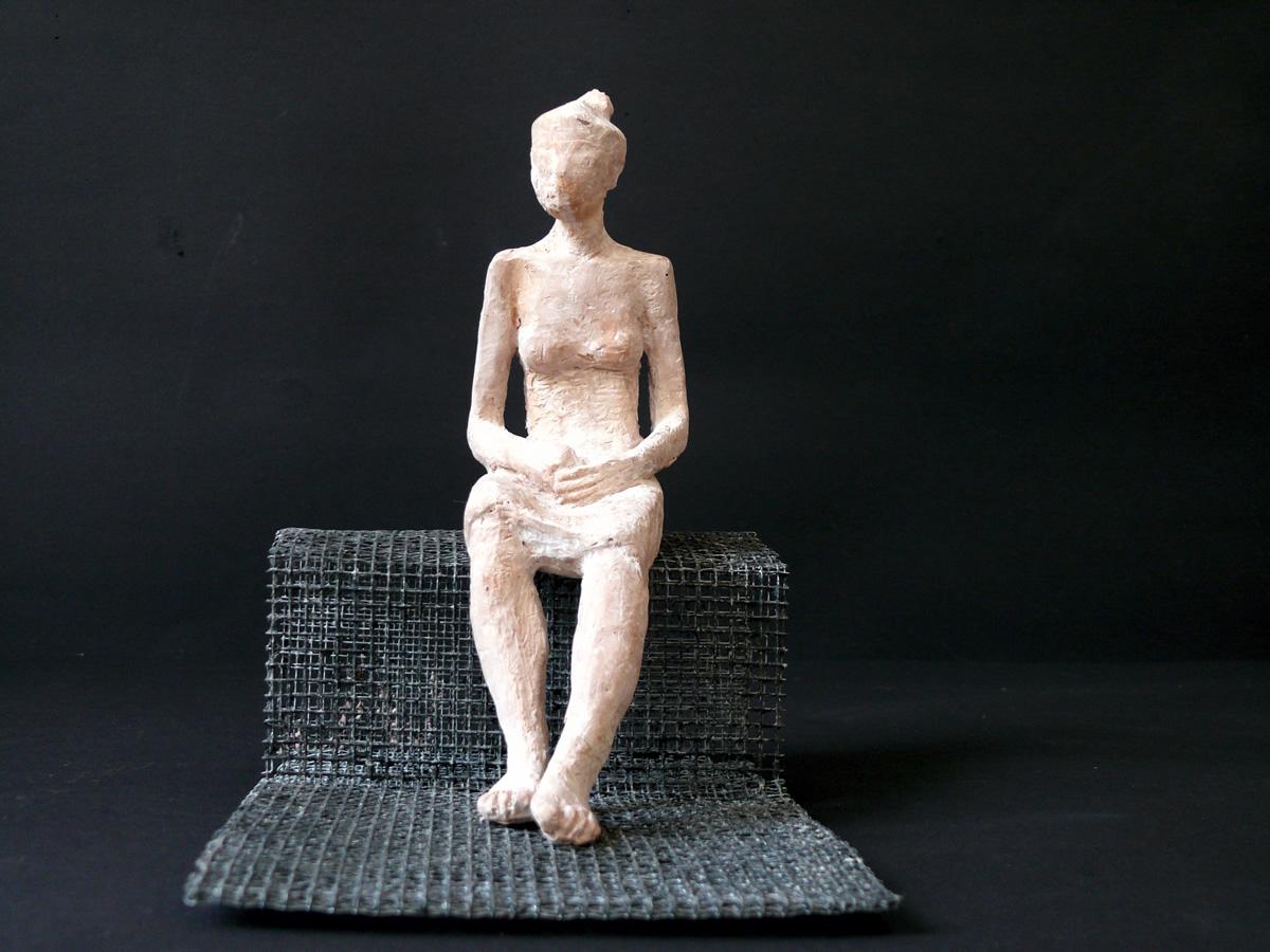 Kleine Sitzende