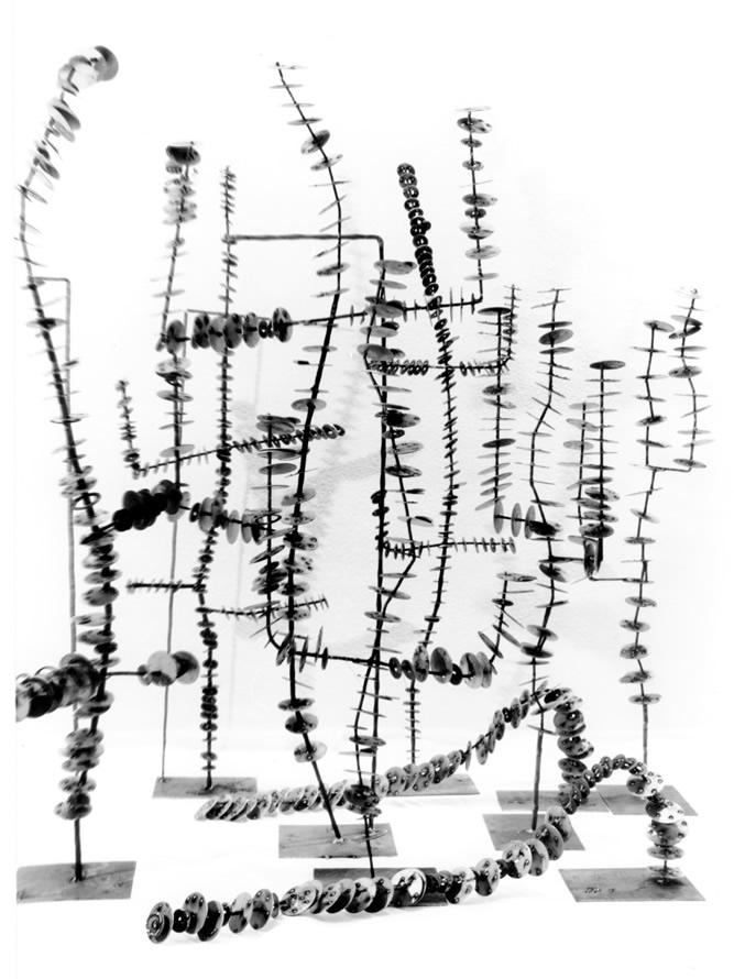Mothach Tir, Schweißplastik