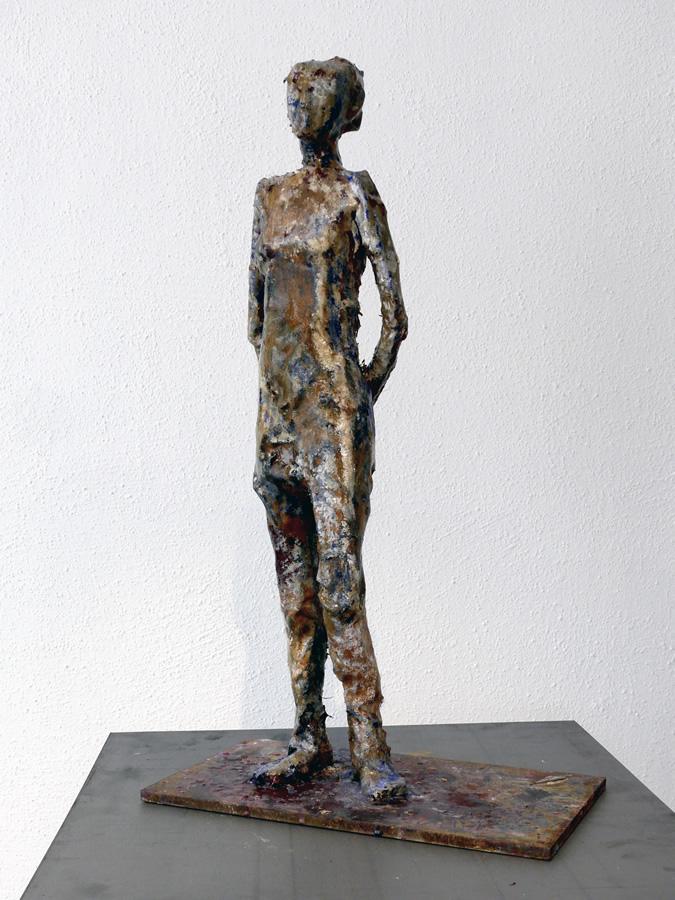 Frau, Höhe 65 cm